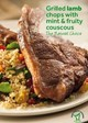 Grilled Lamb Chops Recipe Card