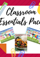 Classroom Essentials Pack